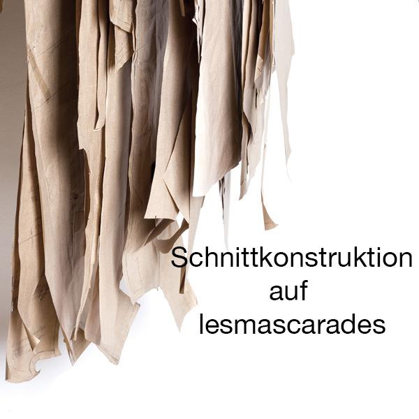 Schnittkonstruktion Mode